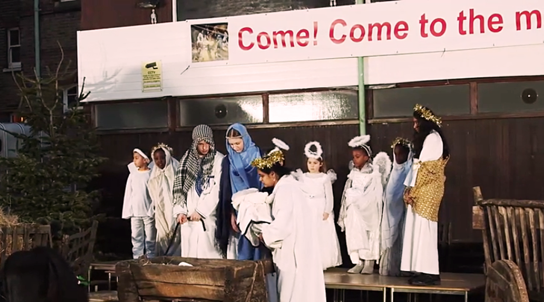 Ilford – Live Crib and Nativity Drama 2018