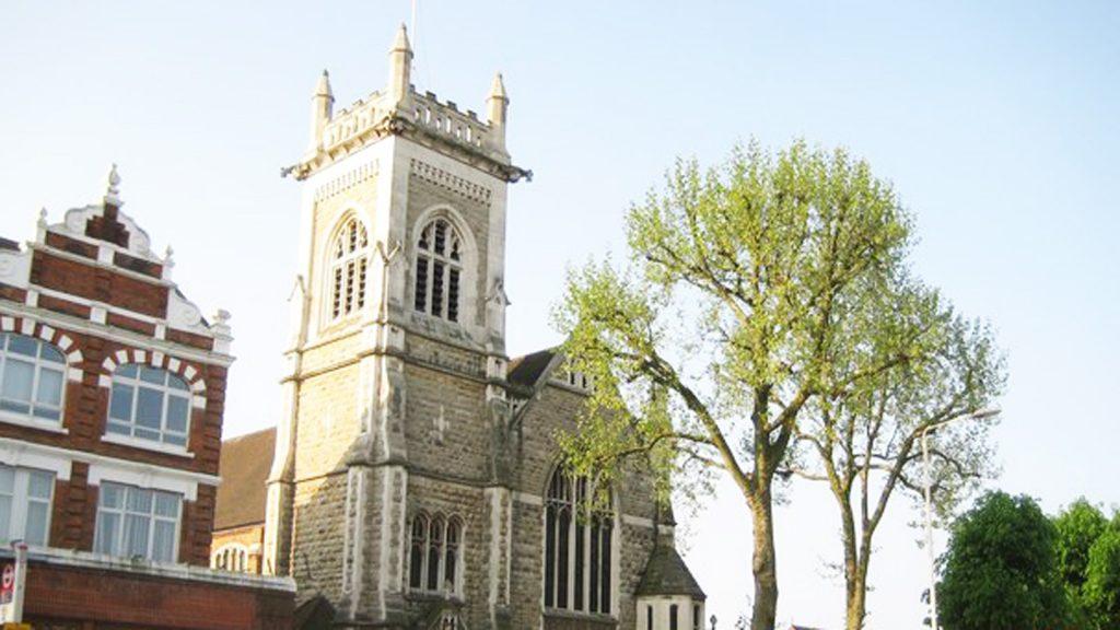 Catholic Church of Ss Peter & Paul - Ilford - 342 High Rd