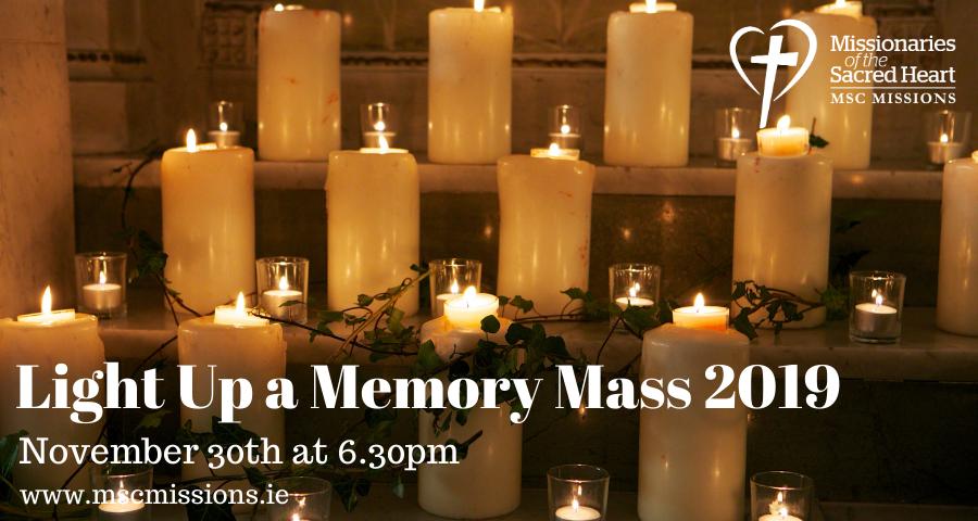 Light Up a Memory Mass 2019