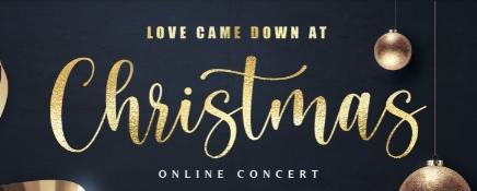 Online Christmas Concert
